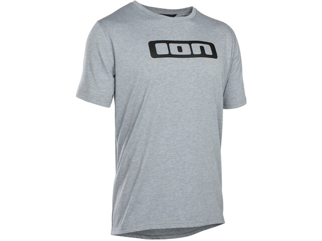 ION Seek DriRelease Tee SS Herren grey melange
